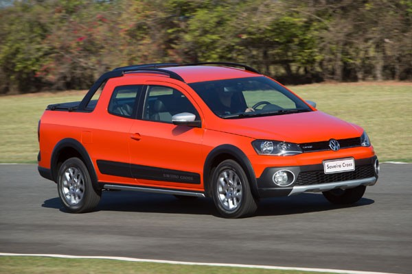 Volkswagen Saveiro Cross 2015