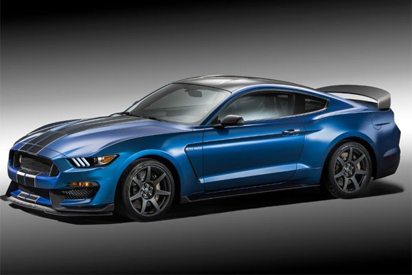 Nuevo Ford Mustang Shelby GT350R