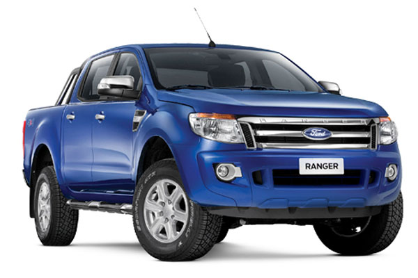 ford ranger automatica